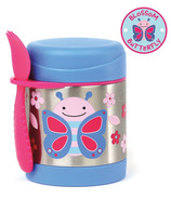 Skip Hop Zoo Insulated Food Jar Butterfly