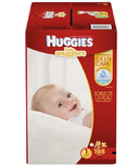 Huggies Little Snugglers Mega Colossal Pack Diapers