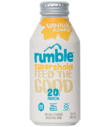 Rumble Vanilla Maple Supershake
