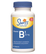 Swiss Natural Vitamin B1
