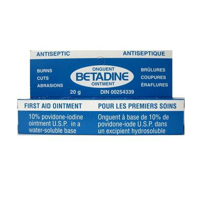 Betadine Antiseptic Cream Betadine Antiseptic Ointment