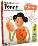 Tolerant Organic Red Lentil Penne