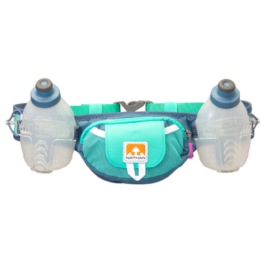 Nathan Sports TrailMix Plus 2 Hydration Belt Cockatoo