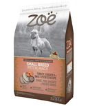 Zoe Small Breed Dog Food Turkey, Chickpea and Sweet Potato