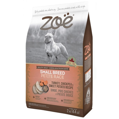 Zoe Small Breed Dog Food