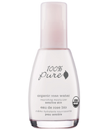 100% Pure Organic Rose Water Nourishing Moisturizer