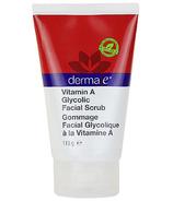 Derma E Vitamin A & Glycolic Scrub