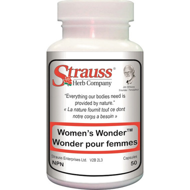 Strauss Herb Company Woman\'s Wonder
