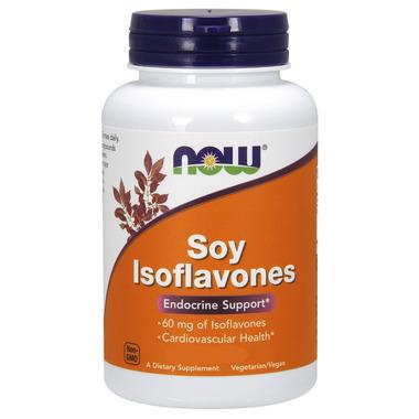 NOW Foods Soy Isoflavones