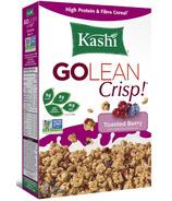 Kashi Go Lean Crisp Toasted Berry