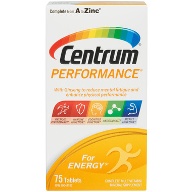 Centrum Performance Multivitamin