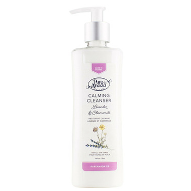 Pure Anada Lavender Chamomile Calming Cleanser