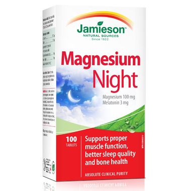 Jamieson Magnesium Night