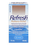 Refresh Redness Relief Lubricant Eye Drops