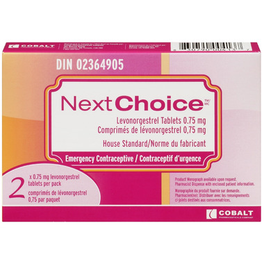 Next Choice Emergency Contraceptive