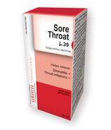 Homeocan Sore Throat H39 Professional Drops