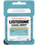 Listerine Waxed Dental Floss Extra Wide in Cool Mint