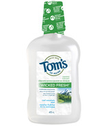 Tom's of Maine Wicked Fresh! Mouthwash Cool Mountain Mint