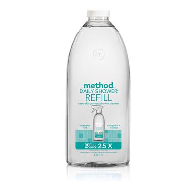 Method Daily Shower Cleaner Refill Eucalyptus Mint