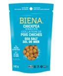 Biena Foods Chickpea Snacks Sea Salt