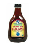 Wholesome Sweeteners Organic Raw Blue Agave Nectar