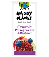 Happy Planet Organic Health Fruit Juice
