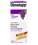 Dimetapp Cold Dye Free Liquid