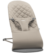 BabyBjorn Bouncer Bliss Sand Grey