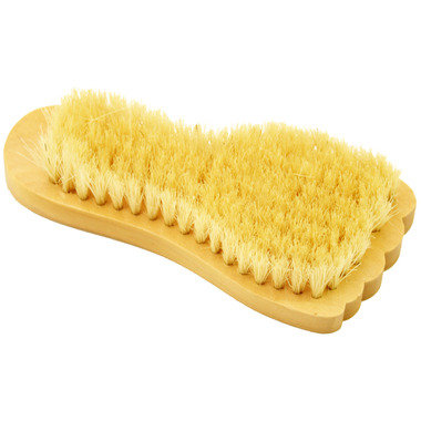 Axel Kraft Wooden Foot Shaped Nail Brush