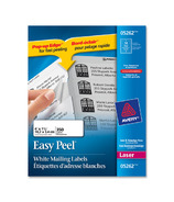 Avery Easy Peel Mailing Laser Labels