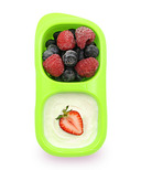 Goodbyn Snacks Container Green