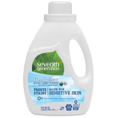 Seventh Generation Natural 2X Concentrated Laundry Detergent