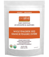 Rootalive Organic Whole Fenugreek Seed