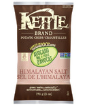Kettle Avocado Oil Himalayan Salt Potato Chips