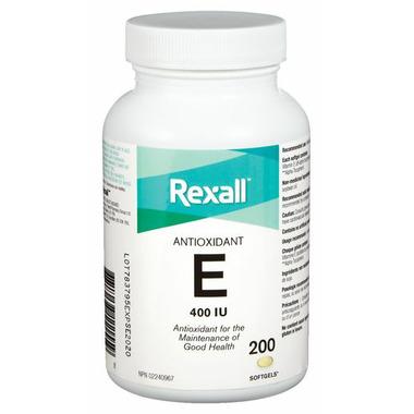 Rexall Vitamin E