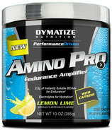 Dymatize Amino Pro with Caffeine Lemon Lime