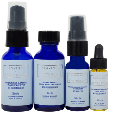 Province Apothecary Ultra Hydrating Skin Kit