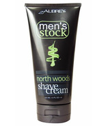 Aubrey Men's Stock North Woods Shave Cream