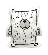 Lolli Living Character Cushion Kayden Woodlands Bear