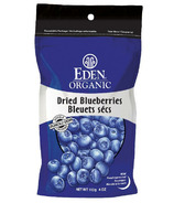 Eden Organic Dried Blueberries