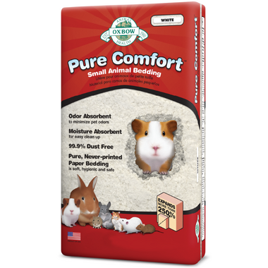 Oxbow Pure Comfort Bedding White