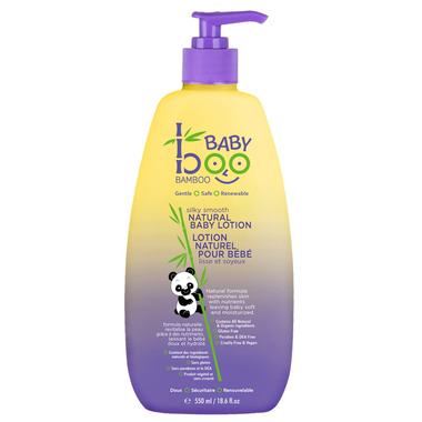 Boo Bamboo Baby Silky Smooth Lotion