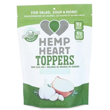 Manitoba Harvest Hemp Heart Toppers Onion, Garlic & Rosemary