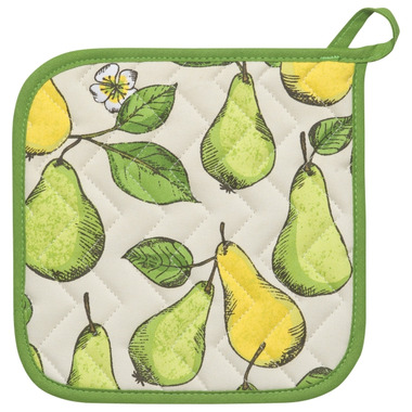 Now Designs Pot Holder Plentiful Pears