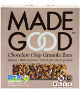 MadeGood Chocolate Chip Organic Granola Bars