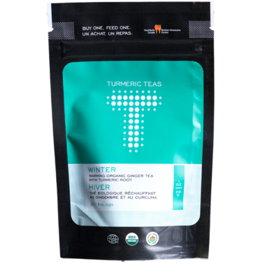 Turmeric Teas Winter Organic Loose Leaf Tea