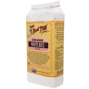 Bob\'s Red Mill Gluten Free White Rice Flour