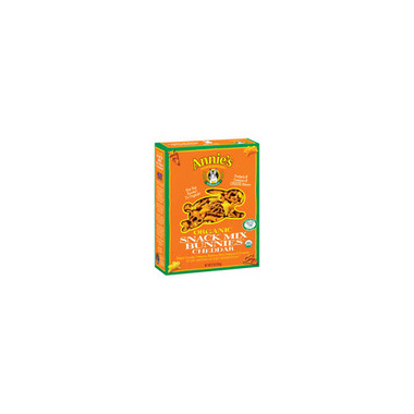 Annie\'s Homegrown Cheddar SnackMix Bunnies