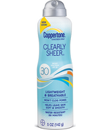 Coppertone ClearlySheer Continuous Spray Sunscreen
