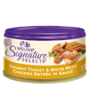 Wellness Signature Selects Chunky Turkey & Chicken Wet Food CASE OF 24